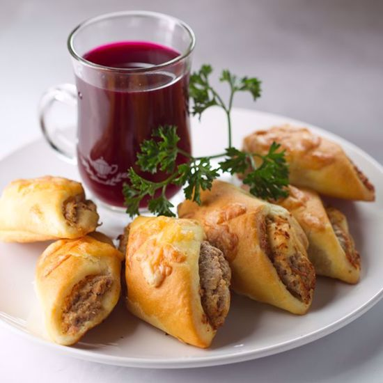Meat Stuffed Pastry