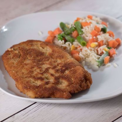 Breaded Pork Cutlet