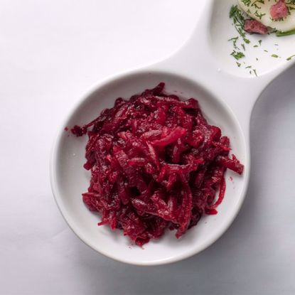 Shredded Red Beets
