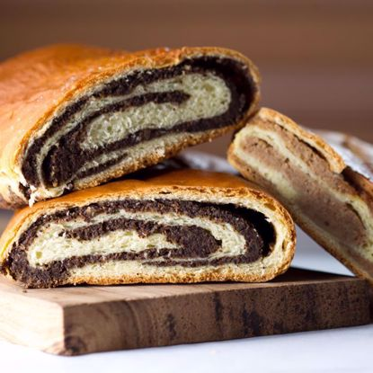 Pappy Seed Strudel